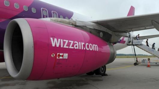 Wizz Air hebt ab Juli 2019 zweimal wöchentlich von Leipzig/Halle nach Kiew ab.