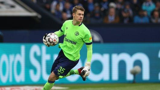 Alexander Nübel steht bei Bayern München auf dem Zettel. Bayern-Coach Niko Kovac hält sich aber bedeckt.