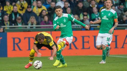 Werder Bremen bringt den BVB zum Straucheln.