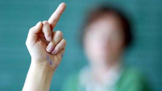 An einer Schule in Wien ist eine Situation zwischen Lehrer und Schüler ausgeartet. (Symbolfoto)