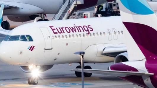 Übergepäck wird bei Eurowings ab sofort pro Kilogramm abgerechnet.