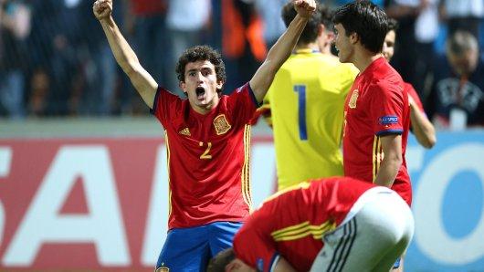 Mateu Morey soll vor einem Wechsel zum BVB stehen.