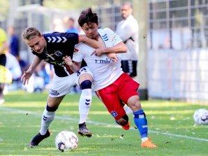 Magnus Kaastrup (li.) steht vor einem Wechsel zum BVB.