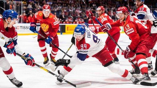 Tschechien gegen Russland im Live-Ticker: Wer wird Dritter bei der Eishockey WM 2019.