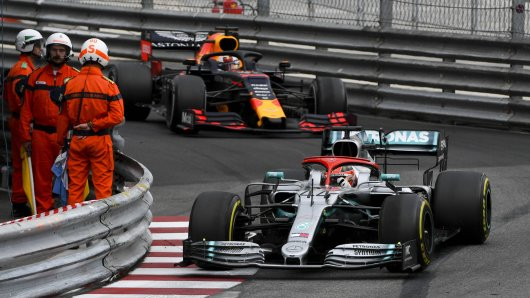 Lewis Hamilton hat den Grand Prix von Monaco gewonnen.
