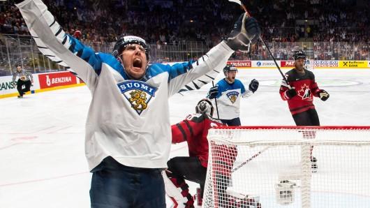 Eishockey WM 2019 im Live-Ticker: Finnland ist Weltmeister