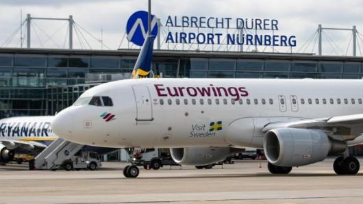 Auf der Strecke Nürnberg-Berlin gibt es ab dem 17. Juni keine Flüge mehr von Eurowings.