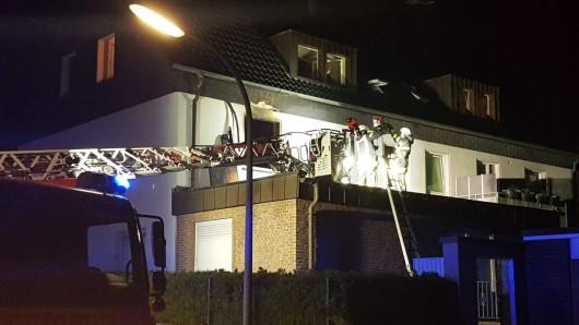 Bei einem Brand in Recklinghausen starb eine 62-jährige Frau.