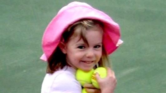 Madeleine McCann wird seit 2007 vermisst. Sie wäre mittlerweile 16 Jahre alt.