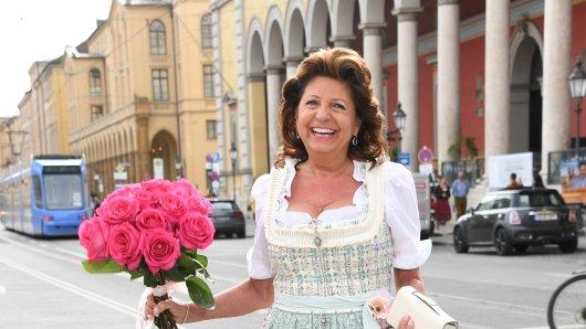 In der Villa von Babette Albrecht soll am vergangenen Wochenende eingebrochen worden sein. Sie ist die Witwe des verstorbenen Aldi-Miteigentümers Berthold Albrecht.