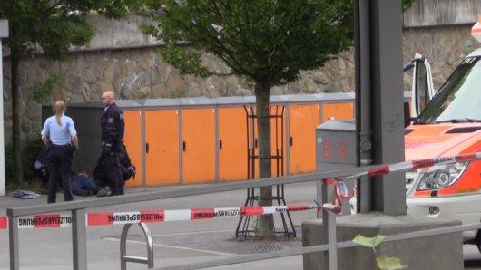 Iserlohn: Bei einer Messerstecherei kamen zwei Menschen ums Leben.
