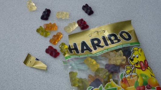 Gummibärchen-Revolution bei Haribo!