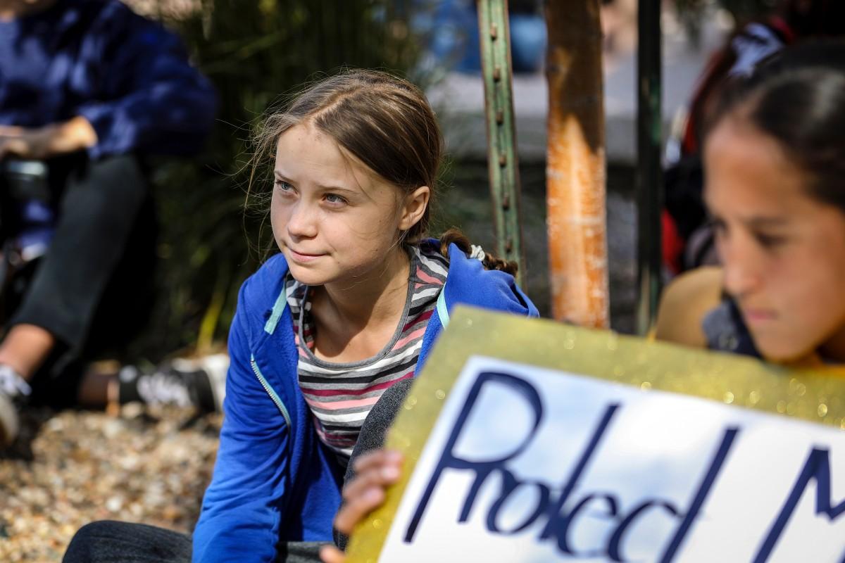 Greta Thunberg: Grausames Bild aus Italien aufgetaucht