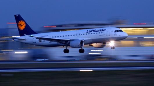 Die Gewerkschaft Ufo weitet den Streik bei der Lufthansa aus.