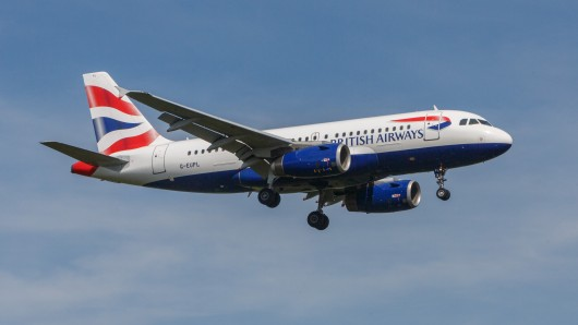 Flugzeug: Ihr Essen hat ihr offenbar den Flug vermiest. (Symbolbild)