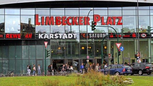 Limbecker Platz: Im Dezember kommt ein besonderes Geschäft. (Symbolbild)