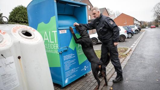 Die Suche nach Baby Mia beschäftigt die Polizei in Duisburg noch immer.
