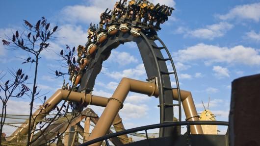 Phantasialand: Bisher hat der Freizeitpark fünf Themenwelten. (Symbolbild)