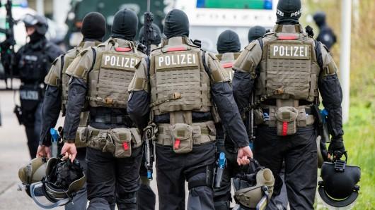 Mönchengladbach: Anti-Terror-Einsatz am Dienstag. (Symbolbild)