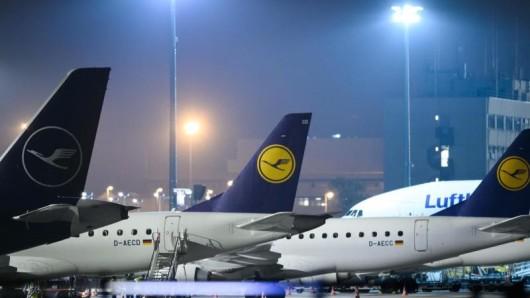 Die Kabinengewerkschaft Ufo bereitet Streiks in den nächsten Tagen bei der Lufthansa vor.