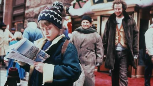 Kevin allein in New York: Der Film spielte weltweit rund 430 Millionen Euro ein. (Symbolbild)