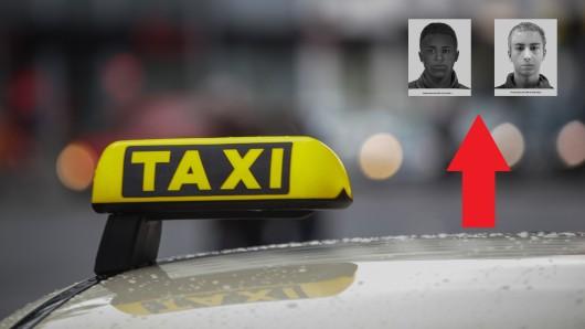 Essen: Am 22. Dezember raubten zwei junge Männer einen Taxi-Fahrer in Frintrop aus. (Symbolbild)