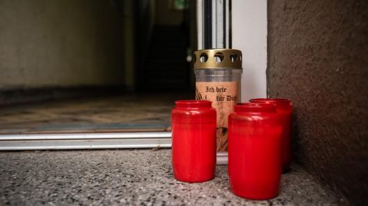 Trauer in Essen-Altenessen! Der kleine Luis wurde hier tot in einer Wohnung aufgefunden.