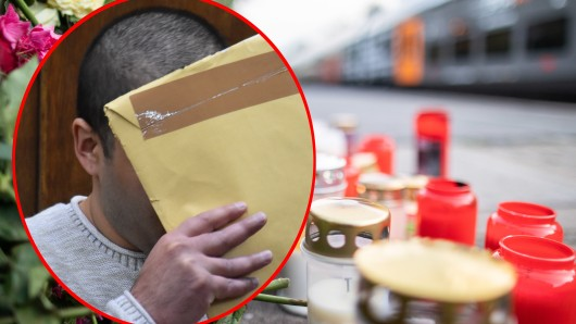 NRW: Jackson B. soll Anja N. vor den Zug gestoßen haben.