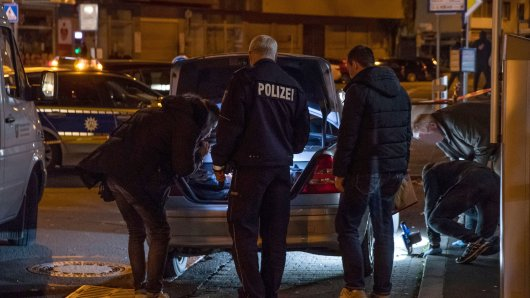 Hagen: Bei mehreren Durchsuchungen wurden fünf Männer festgenommen. (Symbolbild)