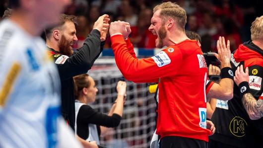 Handball EM 2020: Deutschland trifft mit Johannes Golla und Jannik Kohlbacher auf Portugal.