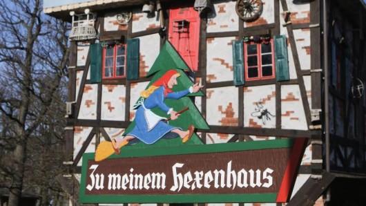 Der Hexentanzplatz in Thale soll ein neues Hexenhaus und mehr Theaterplätze erhalten.