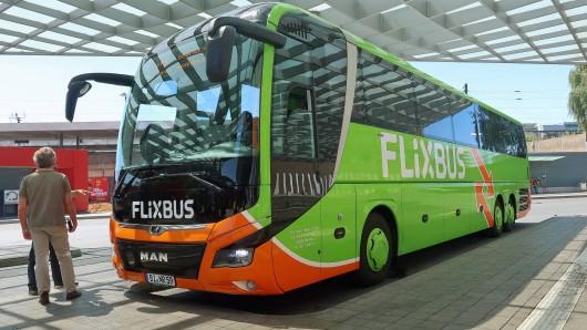 Flixbus: Das Busunternehmen blickt der Zukunft kritischen entgegen. (Symbolbild)