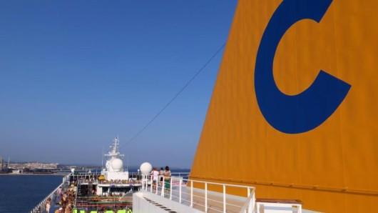 Unterwegs auf der Costa NeoRiviera - die Reederei ändert 2021 ihr Preissystem.