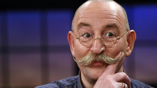 Bares für Rares: Horst Lichter kann nicht glauben, wen er da vor sich hat.