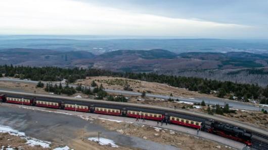 Eine einfache Fahrt mit der Harzer Schmalspurbahn (HSB) kostet ab 1. März 31 Euro statt 29 Euro.