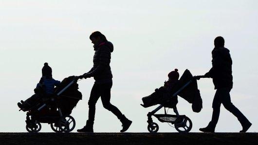 Elterngeld-Reform: Einigen Eltern dürfte der Gesetzentwurf nicht gefallen. (Symbolbild)