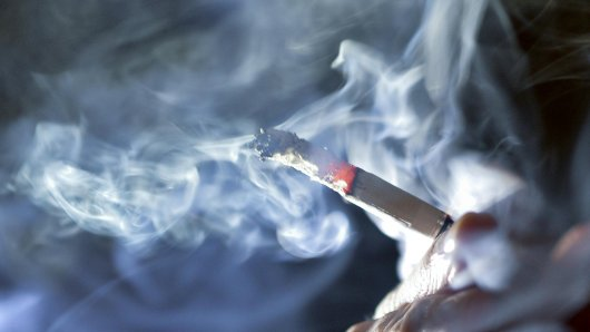 Rauchverbot: Die möglichen Gesundheitsfolgen von Zigarettenrauch sind vielfältig. (Symbolbild)