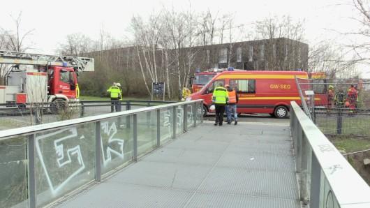 Bochum: Dutzende Einsatzkräfte suchten nach der vermissten Frau. (Symbolbild)