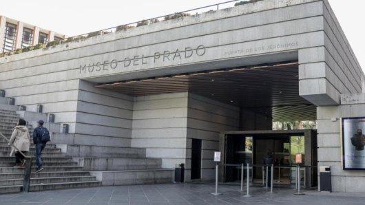 Auch das Madrider Prado-Museum muss aufgrund der Coronavirus-Krise Einschränkungen vornehmen.
