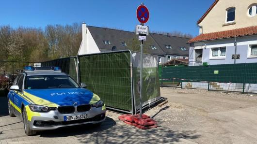 Essen: Am Mittwoch wurde eine Bombe in Katernberg gefunden. Die Behörden stehen wegen des Coronavirus vor einer besonderen Herausforderung.