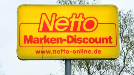 Netto: Der Mann wartete an der Kasse, dann eskalierte es.
