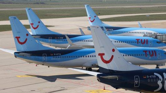 Tui: Die Airline verspricht seinen Kunden nun etwas, das für mächtig Ärger sorgt. (Symbolbild)