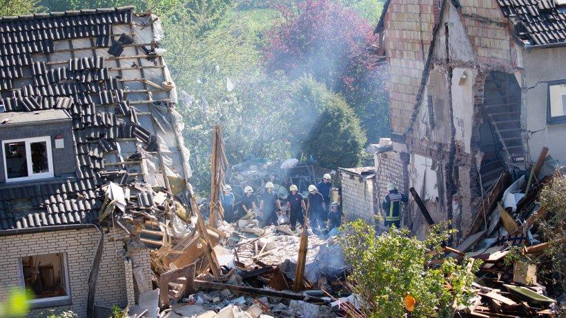 Köln Explosion