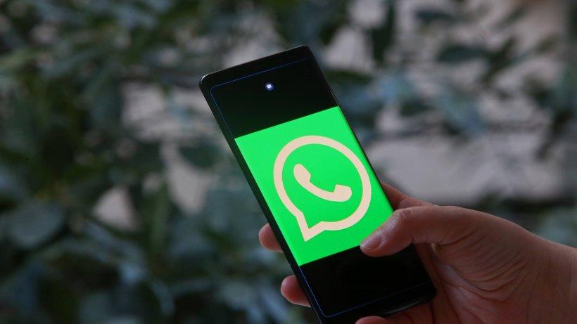 Warnung Whatsapp