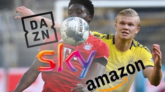 Die Bundesliga-Reche sind vergeben: Sky, DAZN, Amazon – wer hat den Zuschlag bekommen?