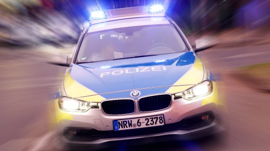 NRW: Die Polizei fahndet nach einem vermissten Jungen. (Symbolbild)