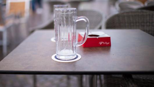 In Essen musste eine beliebte Gaststätte aufgrund der Corona-Krise schließen. (Symbolfoto)