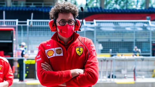 Formel 1: Ferrari-Teamchef Mattia Binotto kündigt Konsequenzen an.