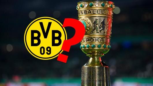 DFB Pokal-Auslosung: Borussia Dortmund bekommt ein echtes Hammer-Los!