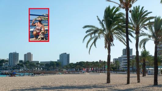 Urlaub auf Mallorca: Die Frau reiste mit einem außergewöhnlichen Plan auf die Insel.